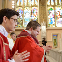 Rev. Brandon Artman - First Mass of Thanksgiving photo album thumbnail 6